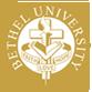 Bethel University Seal